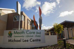 Michael Lee Centre Entry