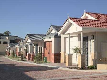 kingsley village houses